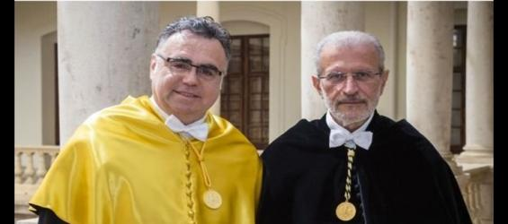 Eduard Vieta, Doctor Honoris Causa por la Universidad de Valencia